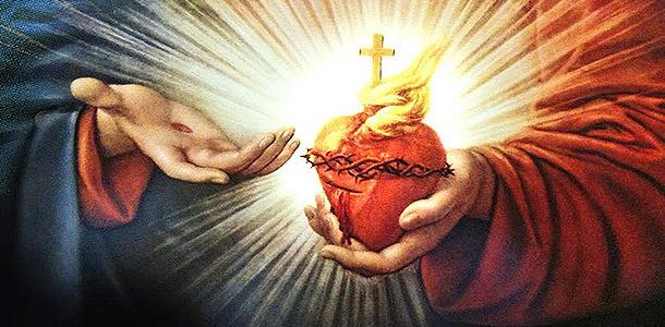 Prière de Consécration au Sacré-coeur de Jésus + Réparation + Litanies |  Les enfants de Medjugorje