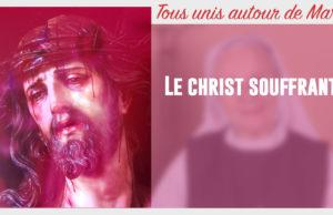Prière christ-souffrant